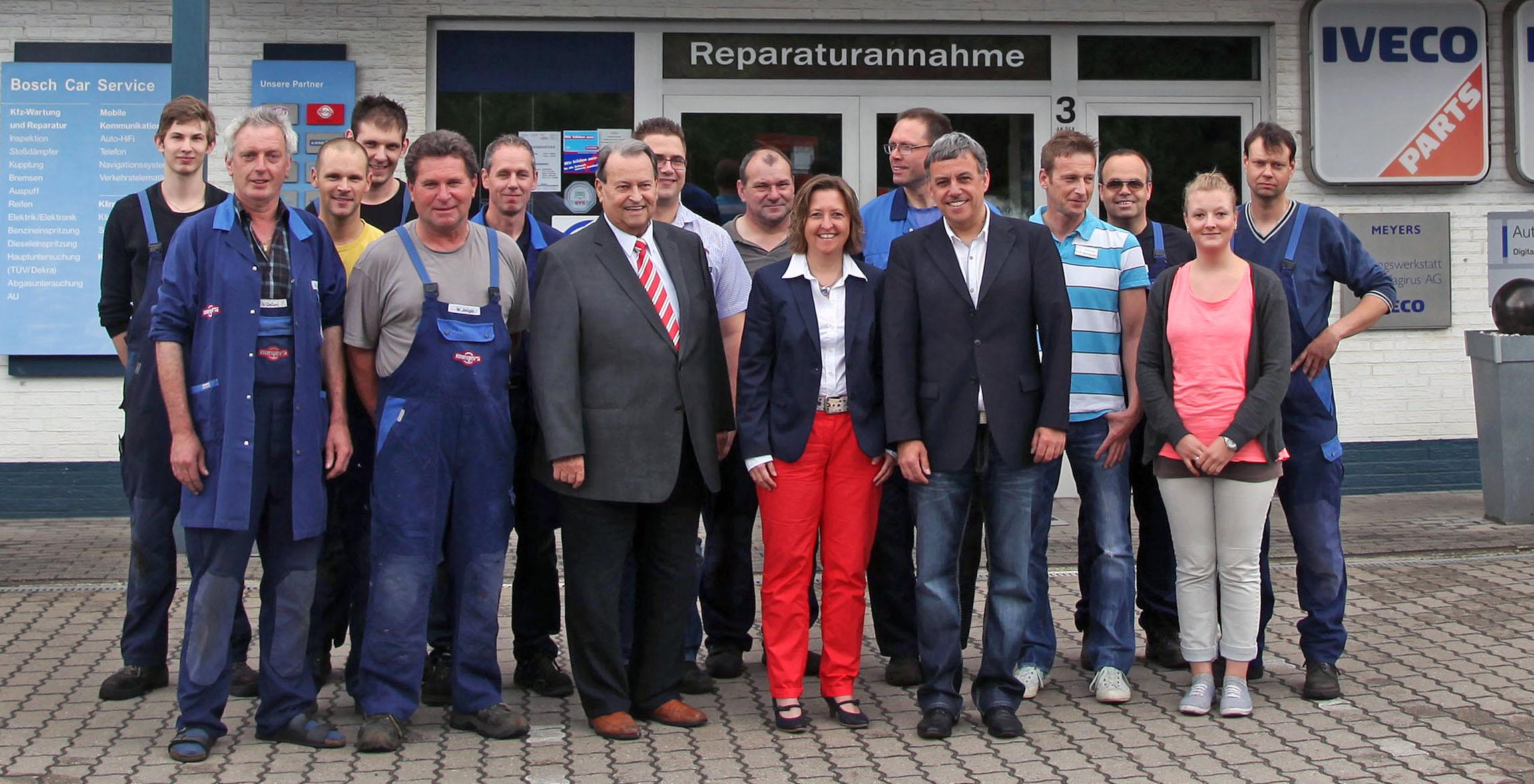 meyers gmbh - das team